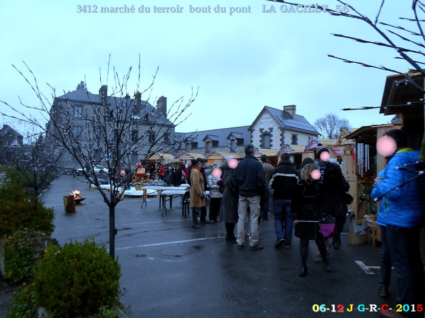 Animations NOEL  A LA  GACILLY   3/3          D  22-12-2015