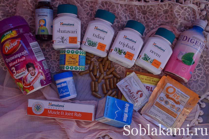 Лекарство для сахарного диабета из индии