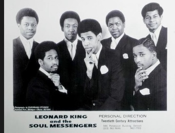LEONARD KING & The Soul Messengers