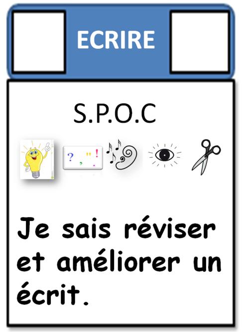 la phrase S.P.O.C