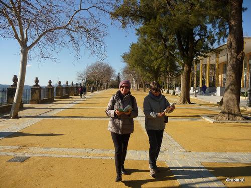 Promenade dans Ronda