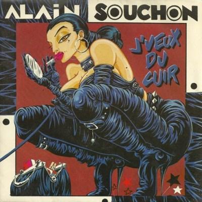 Alain Souchon - J'Veux Du Cuir (1986)