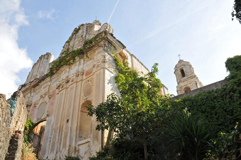 Séjour à Sanremo : Bussana Vecchia (2)