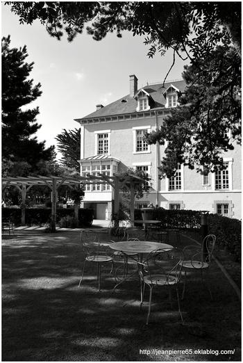 2013.08.08 Musée Christian Dior, Carolles