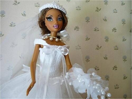 Défilé Stylistes 2012 : Barbie mariée ( 5)