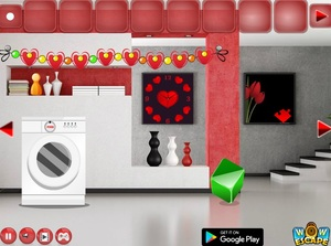 Jouer à Valentine 2018 room escape