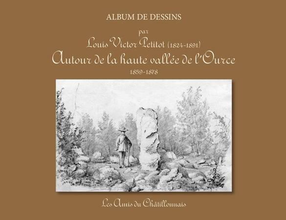 L'album Petitot est disponible chez les Amis du Châtillonnais