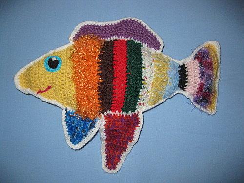 poisson d'avril - verso