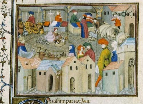 L'AGRICULTURE au MOYEN-AGE  ( I )