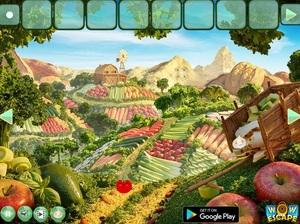 Jouer à Fantasy floating world escape