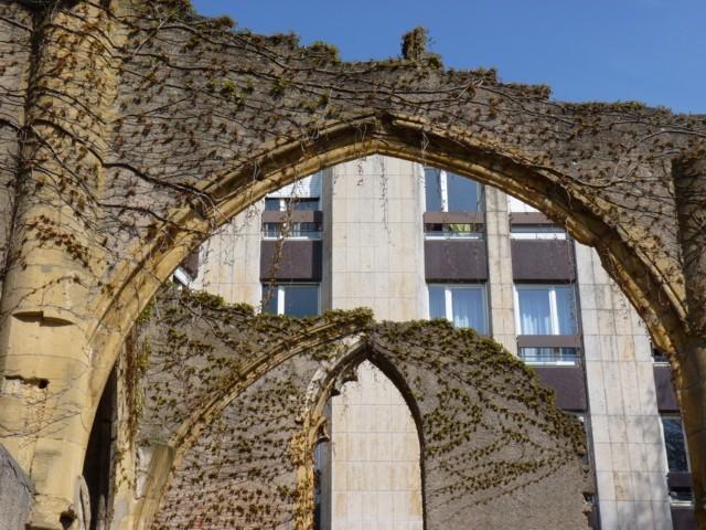 Metz église Saint-Livier mp13 - 3