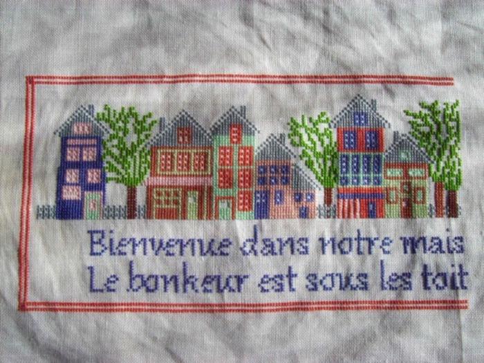 """SAL """"Le Bonheur est sous les toits"""" - 1 à 7"""