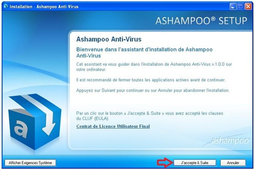 Ashampoo Anti-Virus 2014