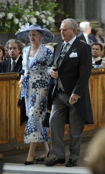 Margrethe et Henrik