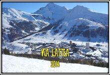 Ski sur la Via Lattea en Val di Susa
