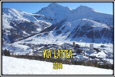 La Via Latteau dans le Val de Suse en Italie