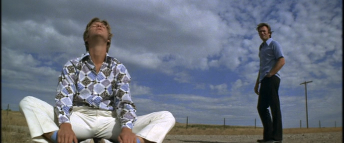 LE CANARDEUR - THUNDERBOLT AND LIGHTFOOT - BOX OFFICE CLINT EATWOOD 1974