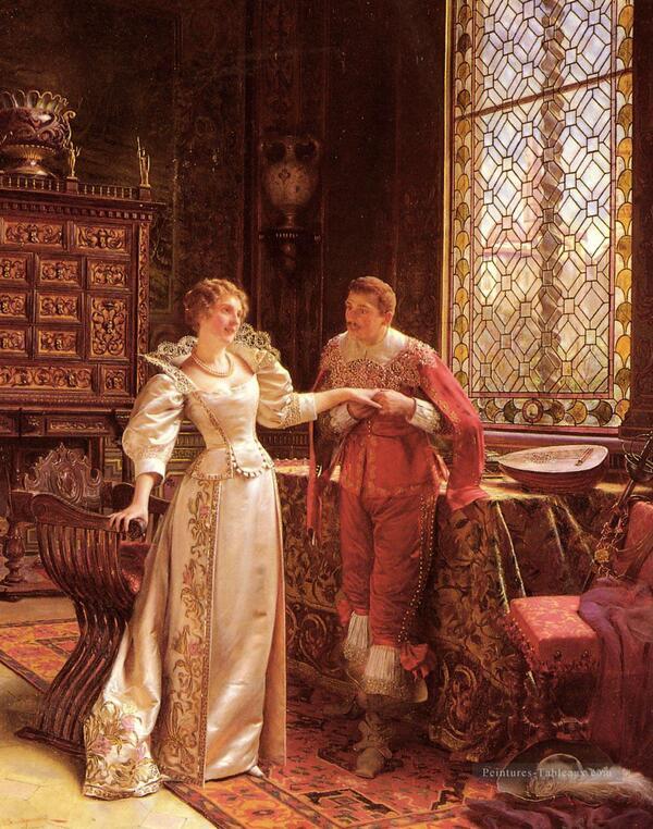 Mardi - Le mariage dans l'art (3)