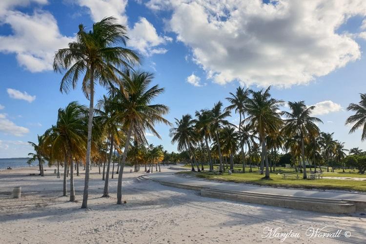 Floride : Miami Île de Biscayne