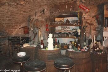 Une cave de collectionneurs