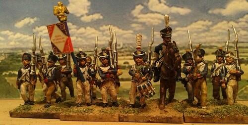 """""""Armée d'Espagne"""" : resoclage"""
