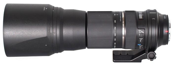 Tamron SP  Téléobjectif zoom - 150-600 mm - f/5.0-6.3 Di VC USD (Equi. 24x36 : 240-960mm)