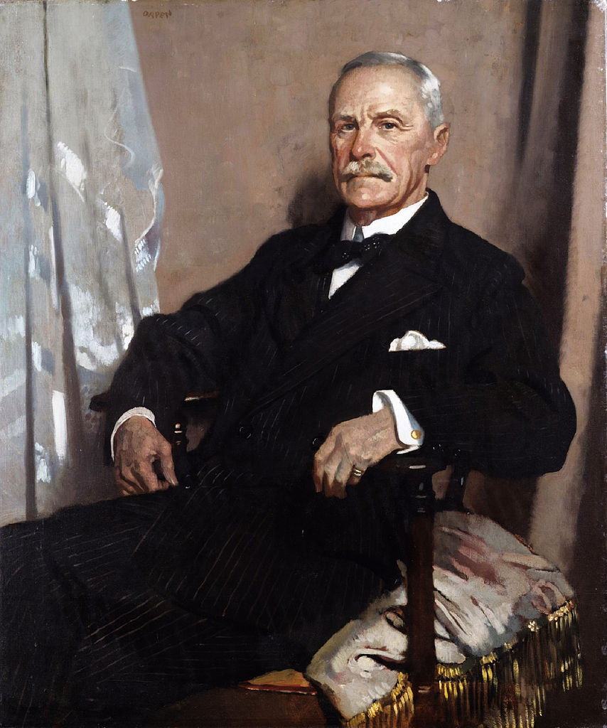 Sir William Orpen , Charles Lawrence, 1st Baron Lawrence of Kingsgate , 1927
