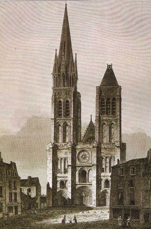 La Basilique de Saint-Denis