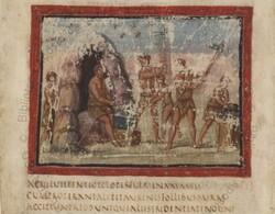 Le Vatican a numérisé un mansucrit vieux de 1600 ans