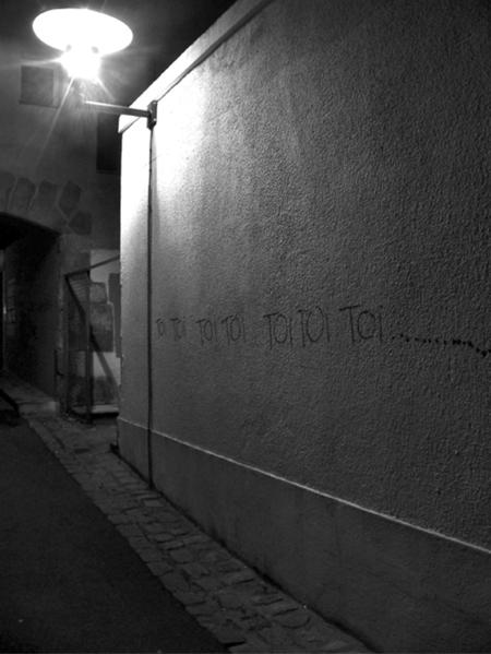 Brassaï et la poésie de la nuit.