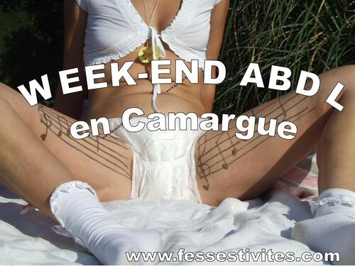 Un week-end de rencontre ABDL et Little en Camargue