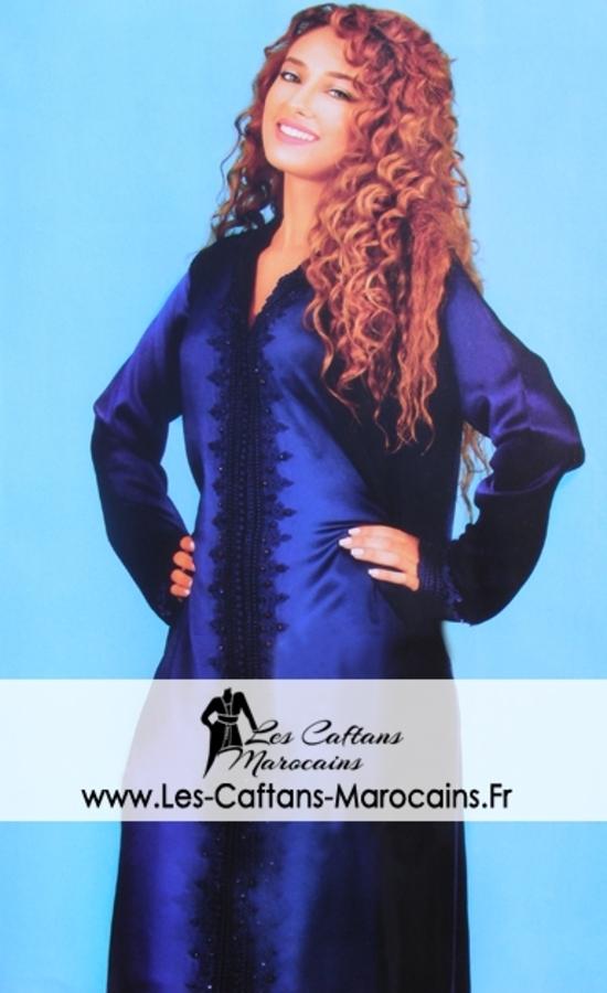 jilbab marocain en ligne et pas cher DJ S1053-fr