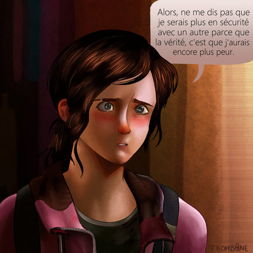 Mes émotions et The Last of Us