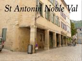 St Antonin-Noble-Val : Tarne et Garonne (82 )