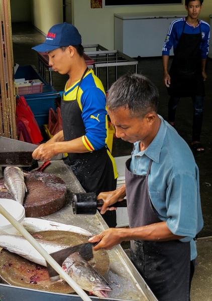 8 Juillet - Le tour de Pangkor en une journée...