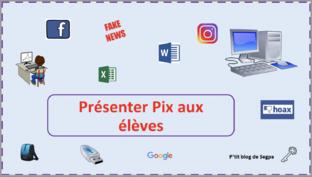 Présenter Pix