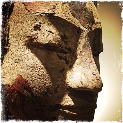 Au musée Guimet à Paris