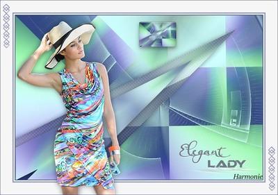 Elegant lady képek