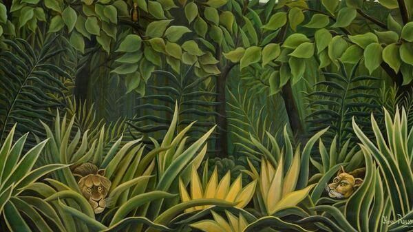 Mardi - L'artiste de la semaine : Henri Rousseau, dit le Douanier Rousseau