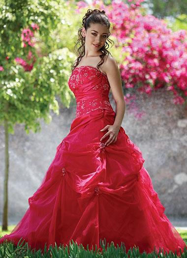 les robes colorées