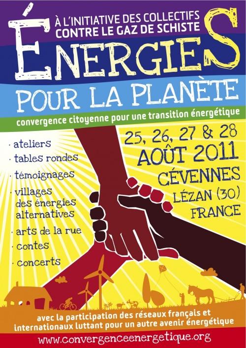 Convergence citoyenne pour la transition énergétique