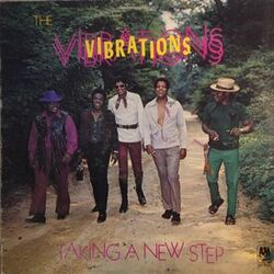 The Vibrations - Taking A New Step - Complete LP