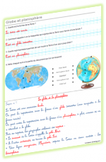 La planète Terre (séquence 1)