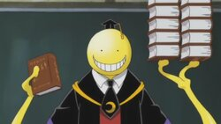 Top 5 Assassination Classroom