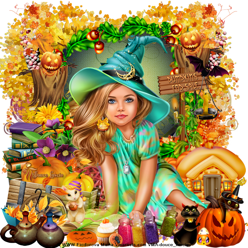défi Halloween 6 Betty