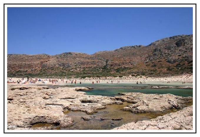 Crète : le lagon de Balos