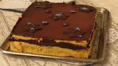 Blog de chacha : Les desserts de Chacha, Gâteau opéra