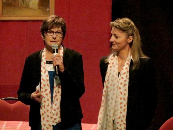 """Le GEDA des 7 vallées a proposé un nouveau spectacle au TGB : """"Emile de père en fils"""""""