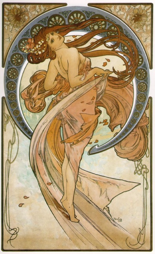 Alfons mucha 1860 1939 le maitre de l 39 art nouveau for Art et decoration 1939