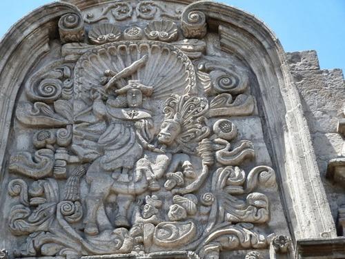 Les églises d'Arequipa (Pérou)
